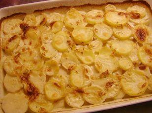 Fransk potatisgratäng