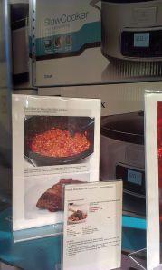 2014-11-14 Electrolux Home Store Götgatan slow cooker kampanj 3