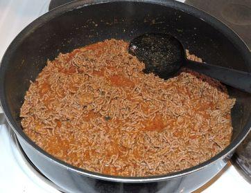 Enchiladas med köttfärs 4