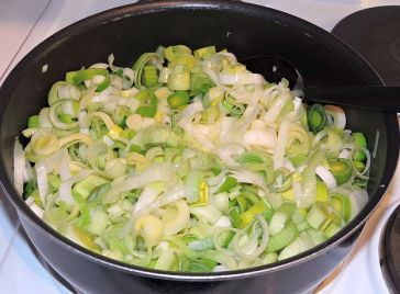 Potatis och purjolökssoppa med twist 4