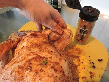 BBQ-kryddad ugnsstekt kyckling 11