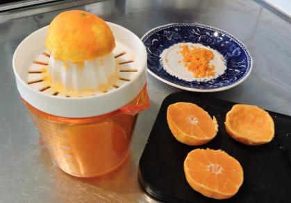 Julig semifreddo 3 mandarin pressa